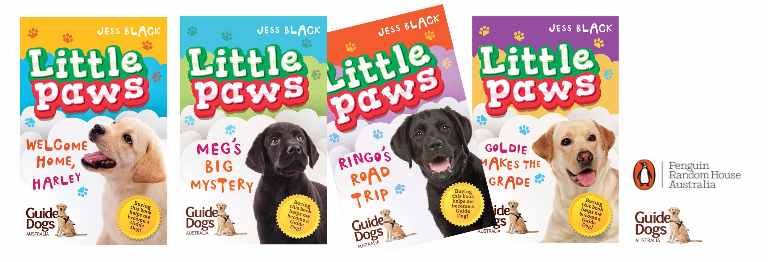 Little Paws release 01