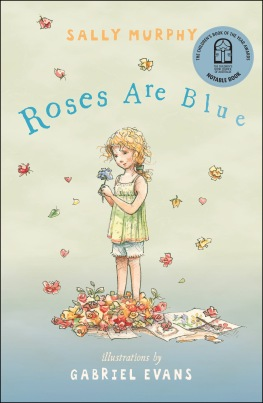 Cover - Roses are Blu