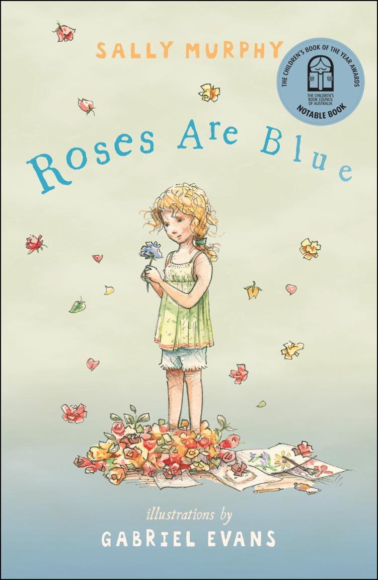 Roses are Blue (Walker Books)