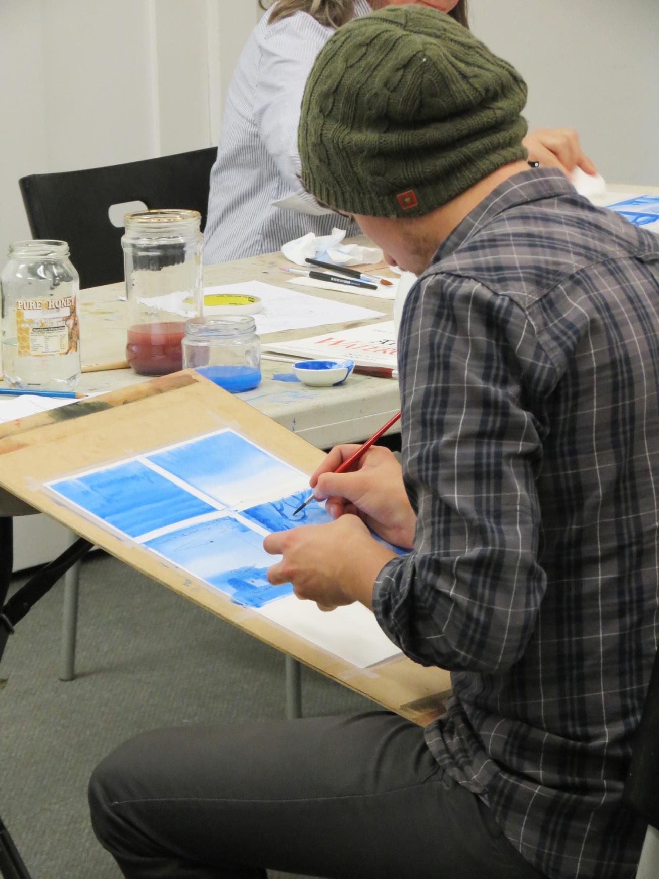 Workshop in Action