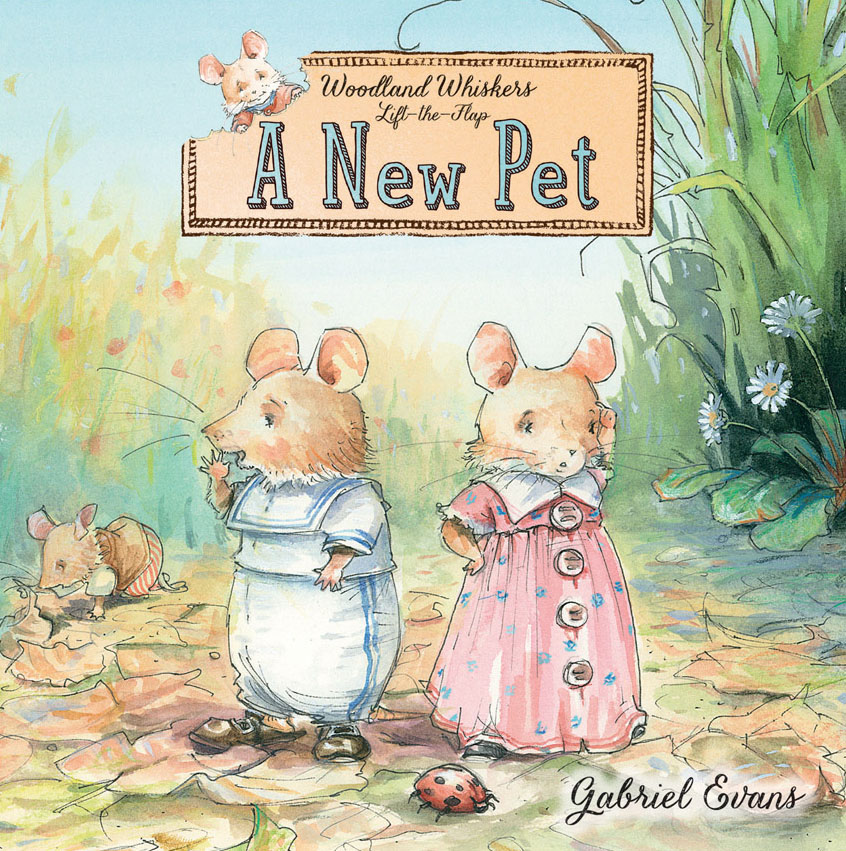 Cover of Woodland Whiskers - A New Pet (The Five Mile Press)
