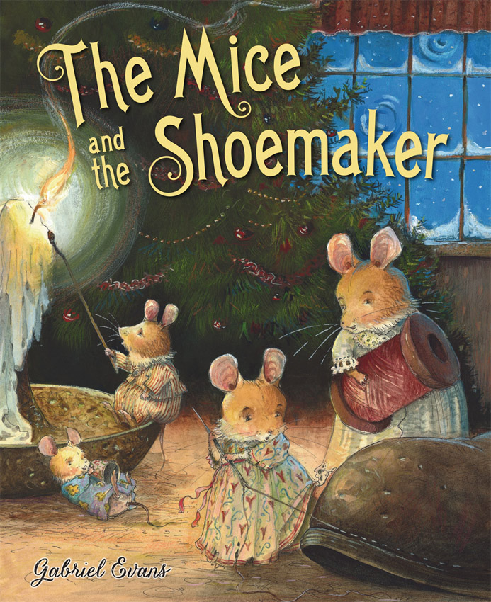 Cover art of The Mice and the Shoemaker (The Five Mile Press)
