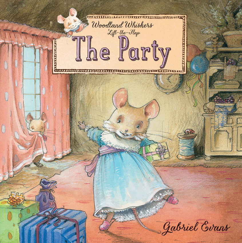 Cover art of Woodland Whiskers - The Party (The Five Mile Press)