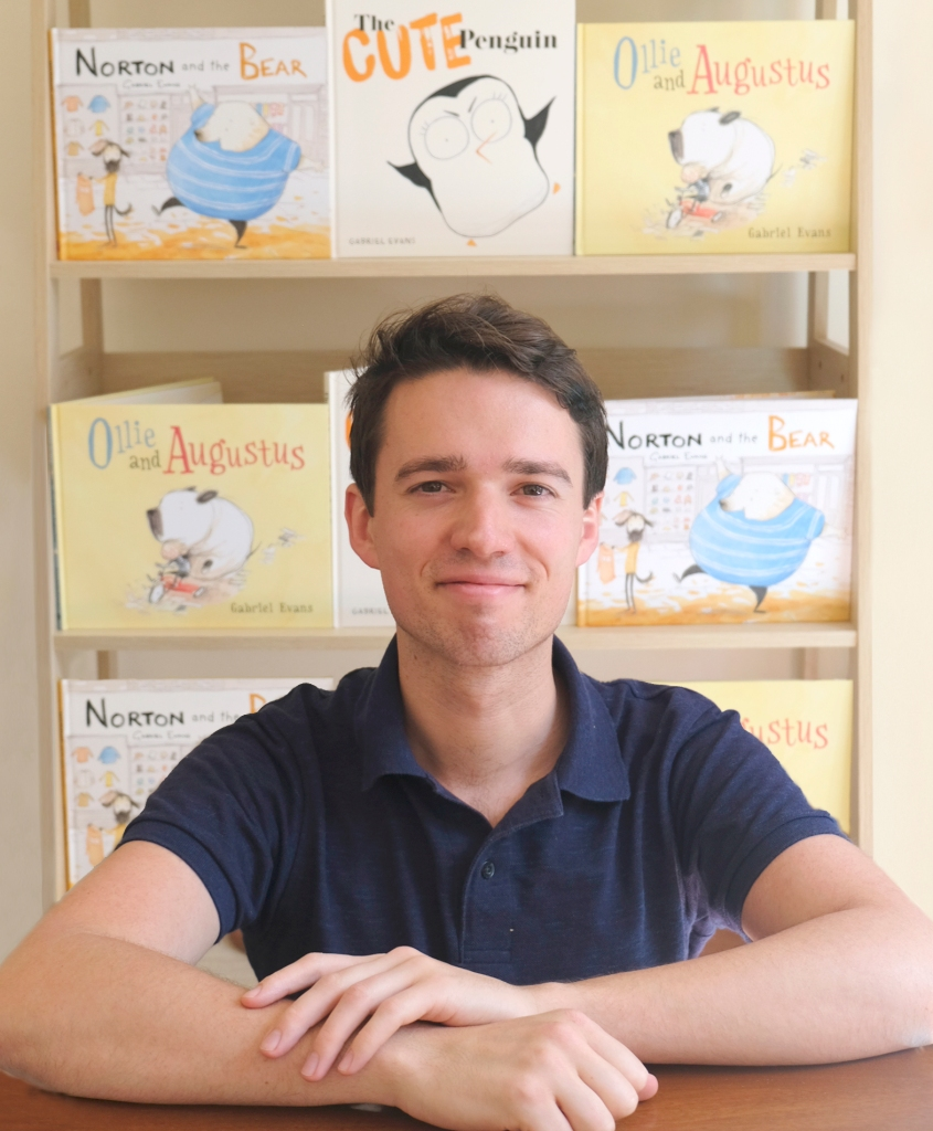 Gabriel Evans - Author and Illustrator