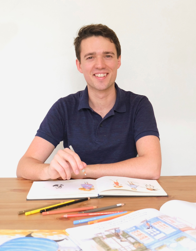 Profile picture of Gabriel Evans